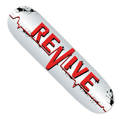 ReVive Platinum Lifeline 8.25 Skateboard Deck - FREE JESSUP GRIP & FREE POST