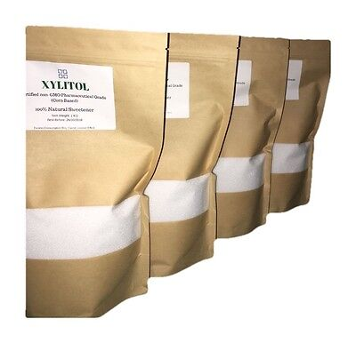 Xylitol 2Kgs 100% Natural Sweetener