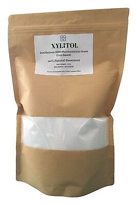 Xylitol 1Kg 100% Natural Sweetener