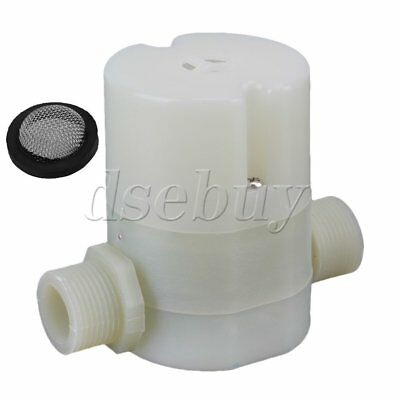 "Durable 3/4"" Automatic Water Level Control Valve Floating Ball Valve One-way"
