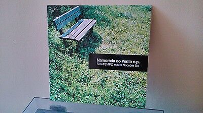 "FREETEMPO Meets SCOOBIE DO - Namorada Do Vento EP 12"" (FORESNAUTS FNR-006) JAPAN"
