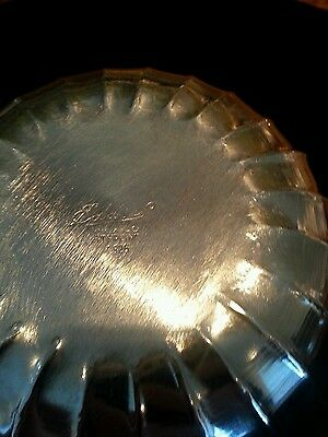 Nice Small Eddie's Ribbed Sterling Silver Bowl 129 GRAMS