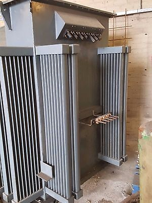 11000 Volts 750KVA HV Transformer 433Volts out-put South Wales Switchgear