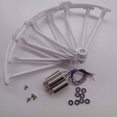 Propeller protect guard motors axle bearing Spare Parts for Hubsan H502S H502E