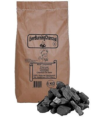 BBQ Charcoal - Great quality Real Lumpwood Hardwood Barbecue BBQ Charcoal