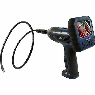 Whistler 9mm Wireless Inspection Camera w/ Recording Capability new