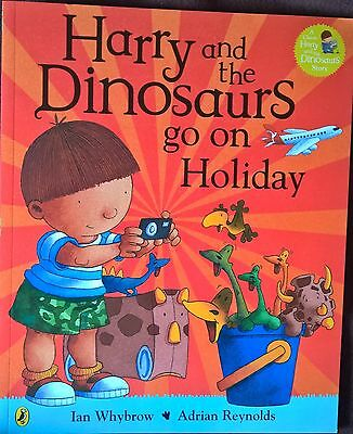 Harry and the Bucketful of Dinosaurs Ian Whybrow   Paperback Book