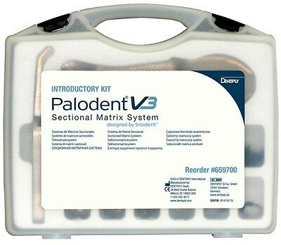 Palodent V3 Full Intro Kit Dentsply.