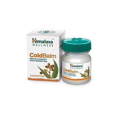 Himalaya Herbals Cold Balm 10gm with Camphor Oil Turpentine Oil Mint