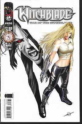Witchblade # 126 All Beef  Cover