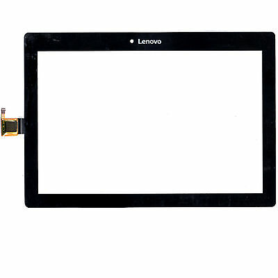 Lenovo Tab 2 A10-30 TB2 X30F Original Front Glass Touch Screen Digitizer Black