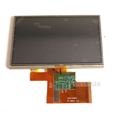 """TomTom XXL, IQ Live LCD Screen and Touch Screen Digitizer 5.0"""" for PN: A050FW03"""