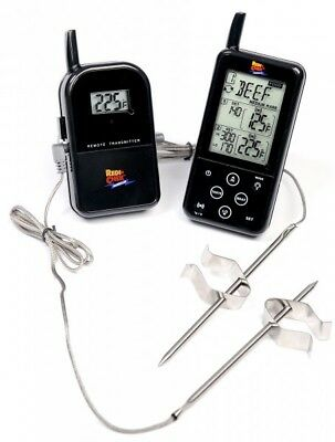 Maverick ET-733 Wireless Barbecue Funk-Thermometer Set, schwarz (51,25€/1Stk)