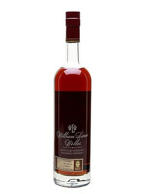 2016 William Larue Weller Kentucky Straight Bourbon Whiskey 750ml