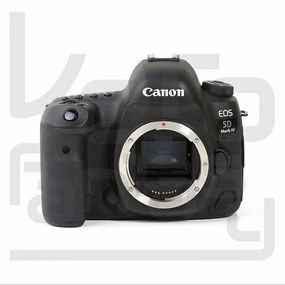 UK Canon EOS 5D Mark IV DSLR 30.4MP Full-Frame Camera Touchscreen (Body Only)