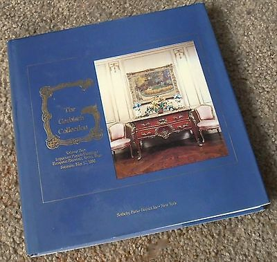 SOTHEBY'S Catalogue THE GARBISCH COLLECTION Vol 2 Furniture Porcelain May 1980