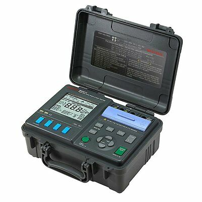 MASTECH MS5215 High Voltage Digital Insulation Tester Megometro Megger 5000V 3mA