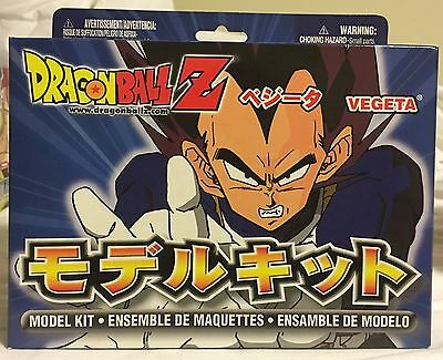 New Dragon Ball Z Vegeta Model Kit Anime Toy Figure