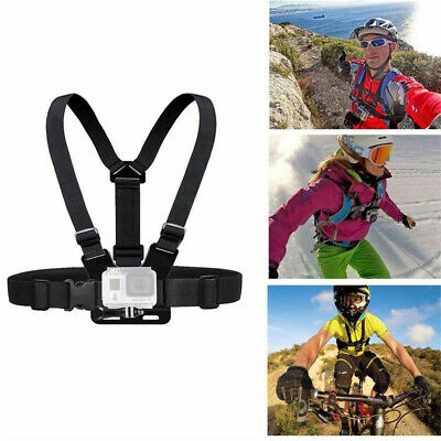 Chest Strap Harness Mount Holder for Kitvision Escape 4KW HD5W HD5 Action Camera