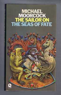 Science Fiction: Michael Moorcock: The Sailor on the Seas of Fate 1976 1st Ed.