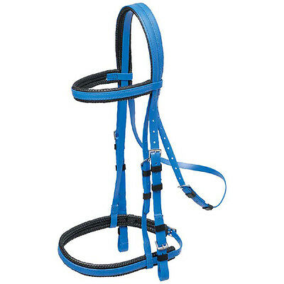 Zilco Bridle & Cavess - Padded - Horse Bridles