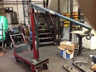 Harvey Frost Vintage hydronic Crane - Good Working Order - Very Useful