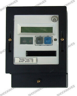 Card Electricity Meter RDL UMS Stephen Wales PJW Rolec *ALL CODES*