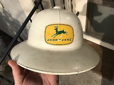 VINTAGE John Deere Four Leg Deer Hat Dealership Giveaway