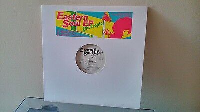 "NU TROPIC - Eastern Soul EP 12"" (FACE THE MUSIC FMR-026) JAPAN 2005 LATIN JAZZ"