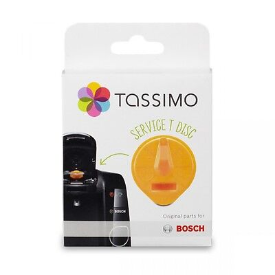 Bosch Tassimo Coffee Maker Cleaning Service T Disc-Orange-T55 Only-576837