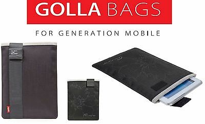 Golla Phyre Pocket Pouch case 10.1 inch Tablet Apple Ipad air 2 3 4 Samsung Tab