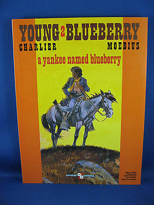 Moebius YOUNG BLUEBERRY 2 A YANKEE NAMED BLUEBERRY  Scarce 1990
