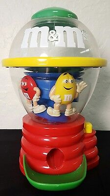 M&M's Spinning Spin Collectible Candy Dispenser