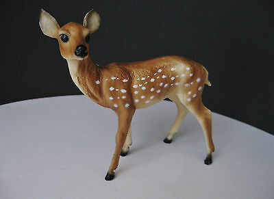 Vintage Breyer White Tail Deer Fawn # 3123 Very Nice!