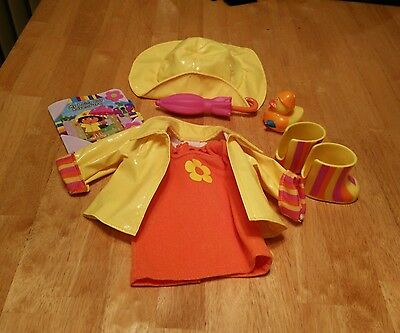 """dora the explorer outfit, fits 14"""" doll"""