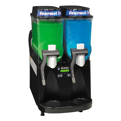 Bunn Ultra 2 HP Frozen Drink Machine - Slush, Granita, Margarita Maker