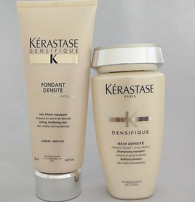 Set KERASTASE Densifique Shampoo & Conditioner Duo for Thinning Hair
