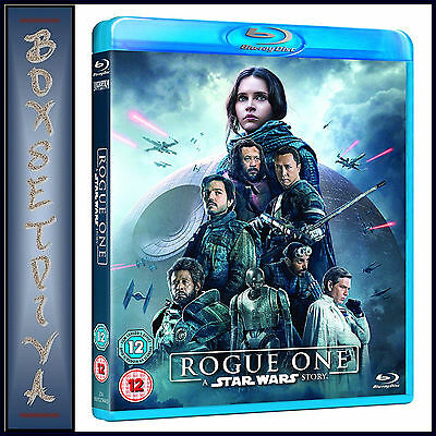 Rogue One - A Star Wars Story  **Brand New Blu-Ray***
