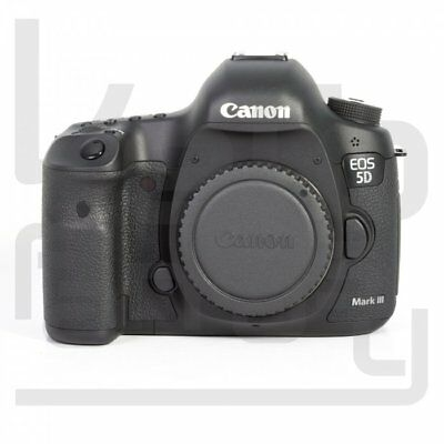 UK Canon EOS 5D Mark III Digital SLR Camera Body Only Full Frame 22MP Mk 3