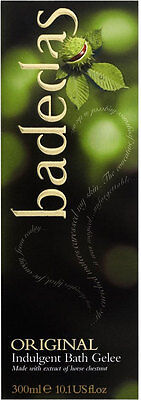 300ml Badedas Rich Bubble Bath Foam Gelee Original Natural Moisturiser Luxurious