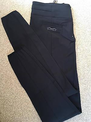 Animo N8 legging breeches with NO gripping black BN