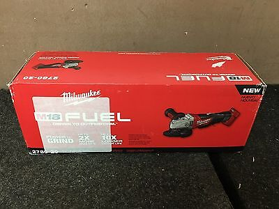 """Milwaukee 2780-20 M18 FUEL 4-1/2""""/5"""" Grinder, Paddle Switch No-Lock (Tool Only)"""