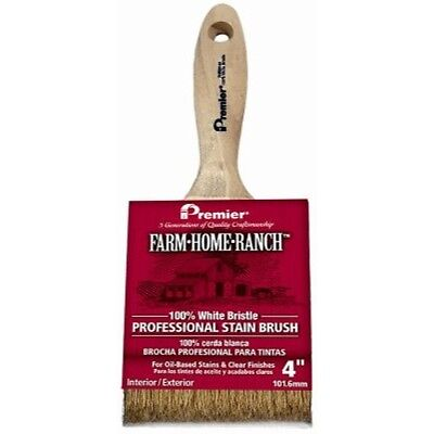 "PREMIER PAINT ROLLER/Z PRO FHR00144 4"" China Brush"