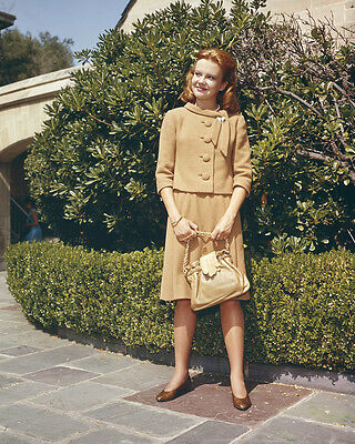 Hayley Mills 1960'S Candid Portrait At Home 8X10 Photo