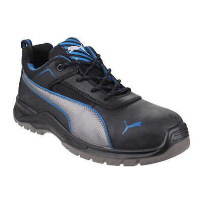 Puma Safety Atomic Low, Leather