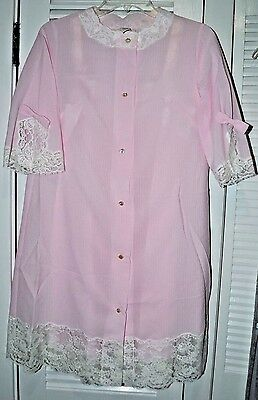 Vintage 2 pc Nightie and Gown  Eyeful by the Flaums