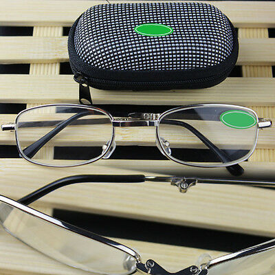 Reading Glasses Men Women High Quality +1.0 To +4.0 Comfortable Eyeglasses Clear