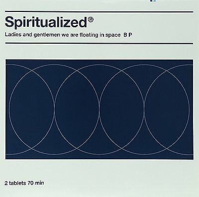 SPIRITUALIZED : LADIES & GENTLEMEN WE ARE FLOATING (LP Vinyl) sealed