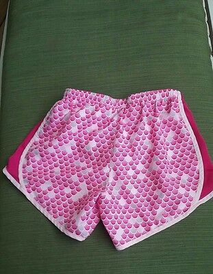 Girls Nike Dri Fit Running Shorts Size L