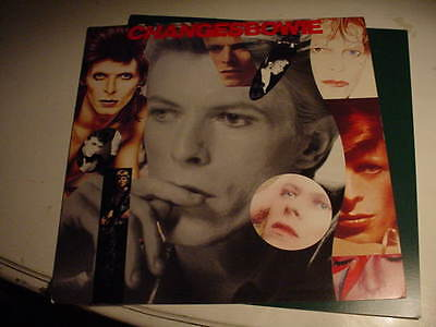 Changesbowie By David Bowie Promo 2 One Sided Flats